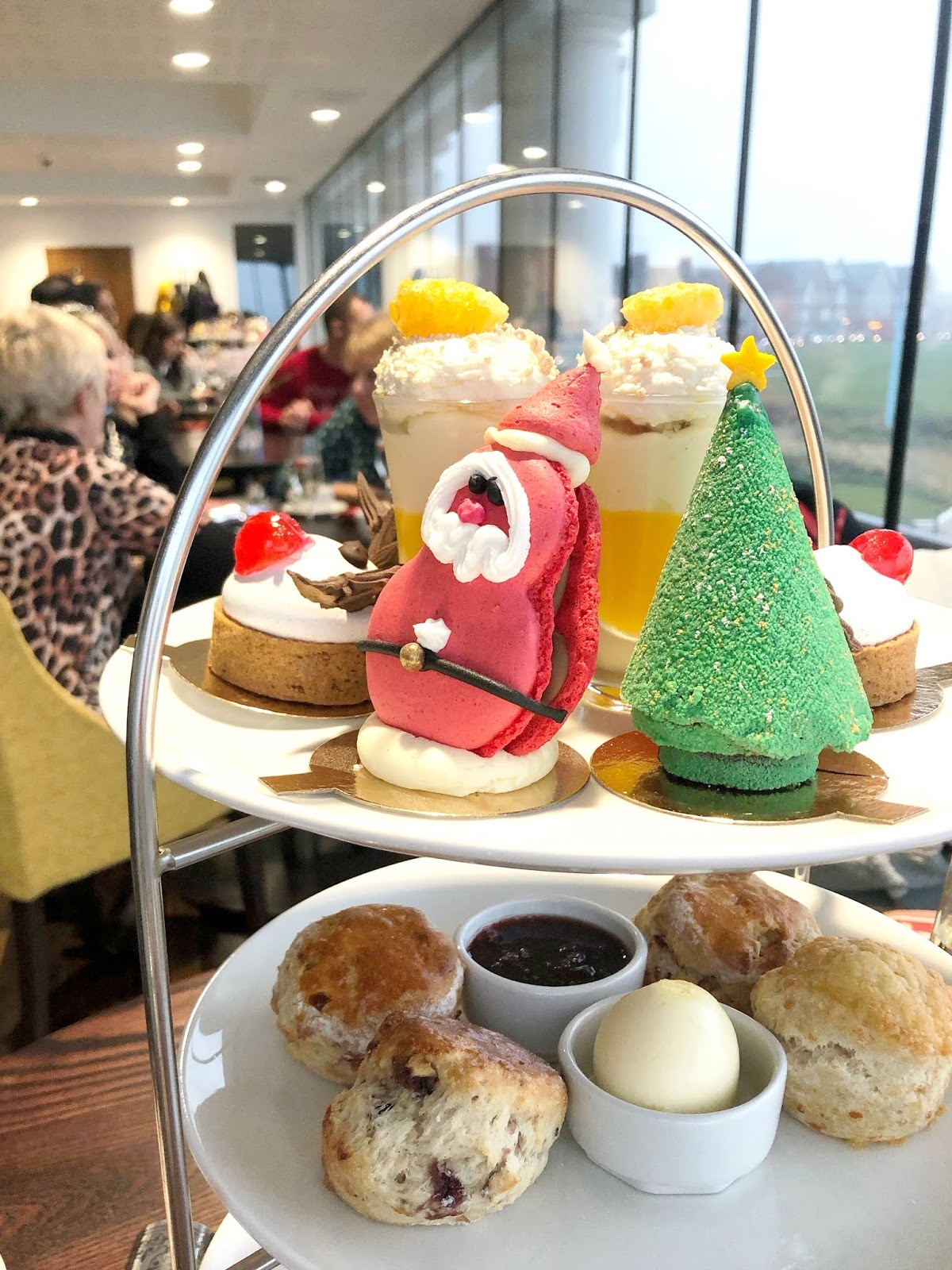 November Days - Spanish City Festive Afternoon Tea
