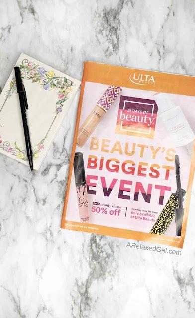 21 Ulta 21 Days Of Beauty Picks | A Relaxed Gal