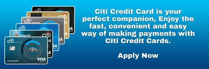 Citi Credit Card is your perfect companion, Enjoy the fast, convenient and easy way of making payments with Citi Credit Cards