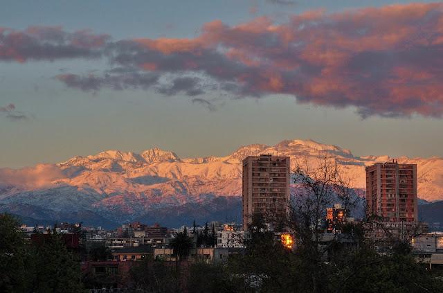 La mejor época para ir a Santiago de Chile, Otoño y Primavera