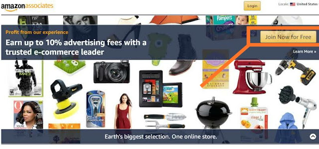 How to join Amazon affiliate account in hindi