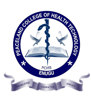 Peaceland College of Health Tech Admission Form 2019/2020
