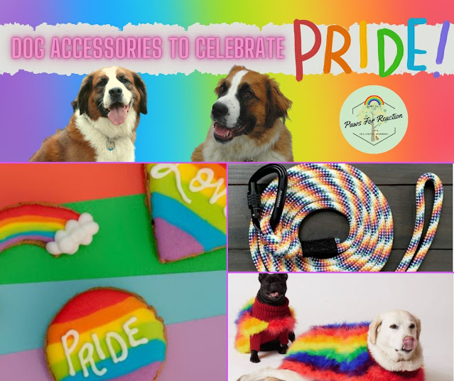 Dog products to celebrate Pride Month in style
