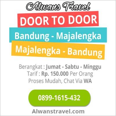 Travel Majalengka - Bandung