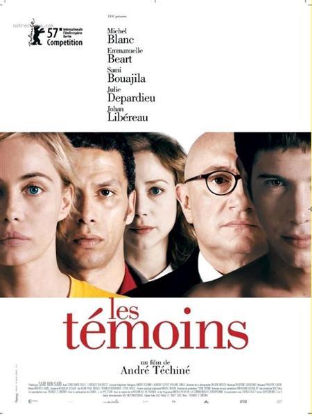 VER ONLINE PELICULA Los Testigos - Les Témoins - Pelicula - Francia - 2007