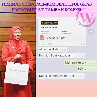cara ukur premium beautiful, premium beautiful sabah, premium beautiful Tawau, premium beautiful sepang,