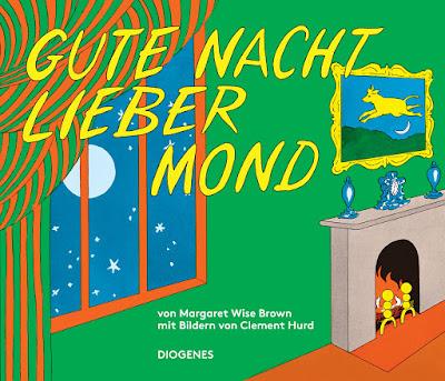 Gute Nacht, lieber Mond - Margaret Wise Brown, Clement Hurd