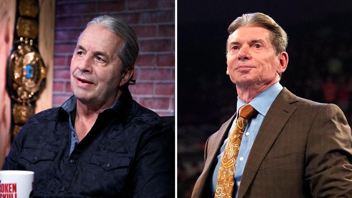 "Bret Hart considerava Vince McMahon como ""anticristo"""