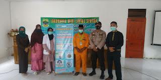 Giat Monitoring dan Pengamanan Lokakarya Mini Lintas Sektor ke III Puskesmas Penuba Kecamatan Selayar