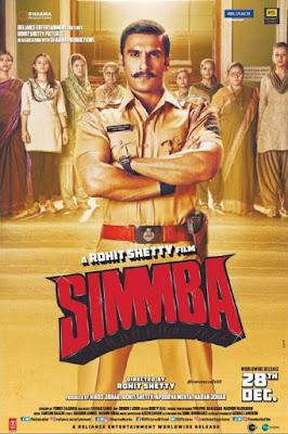 Simmba 2018 DVD R1 NTSC Sub