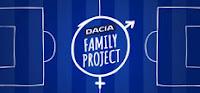 Partecipiamo numerosi al progetto #DaciaFamilyPproject promosso da Dacia Italia