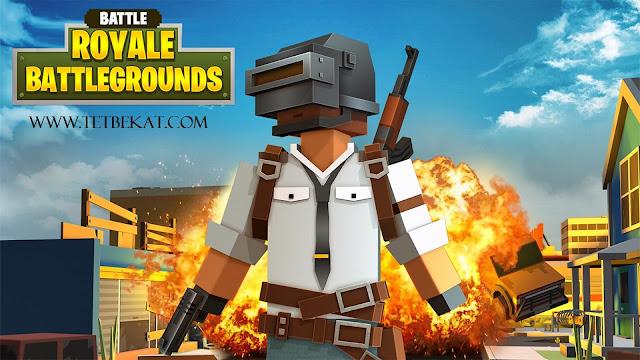 pixel's unknown battleground mod apk