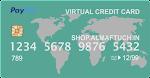 VCC Paypal 5 Tahun - Virtual Credit Card - VCC Untuk Verifikasi Paypal