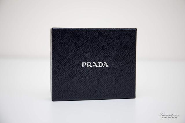 「敗家之路」人生第一個 PRADA SAFFIANO 六卡短夾 - 3