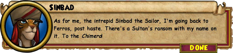 Wizard101 Sinbad Iron Sultan Guide