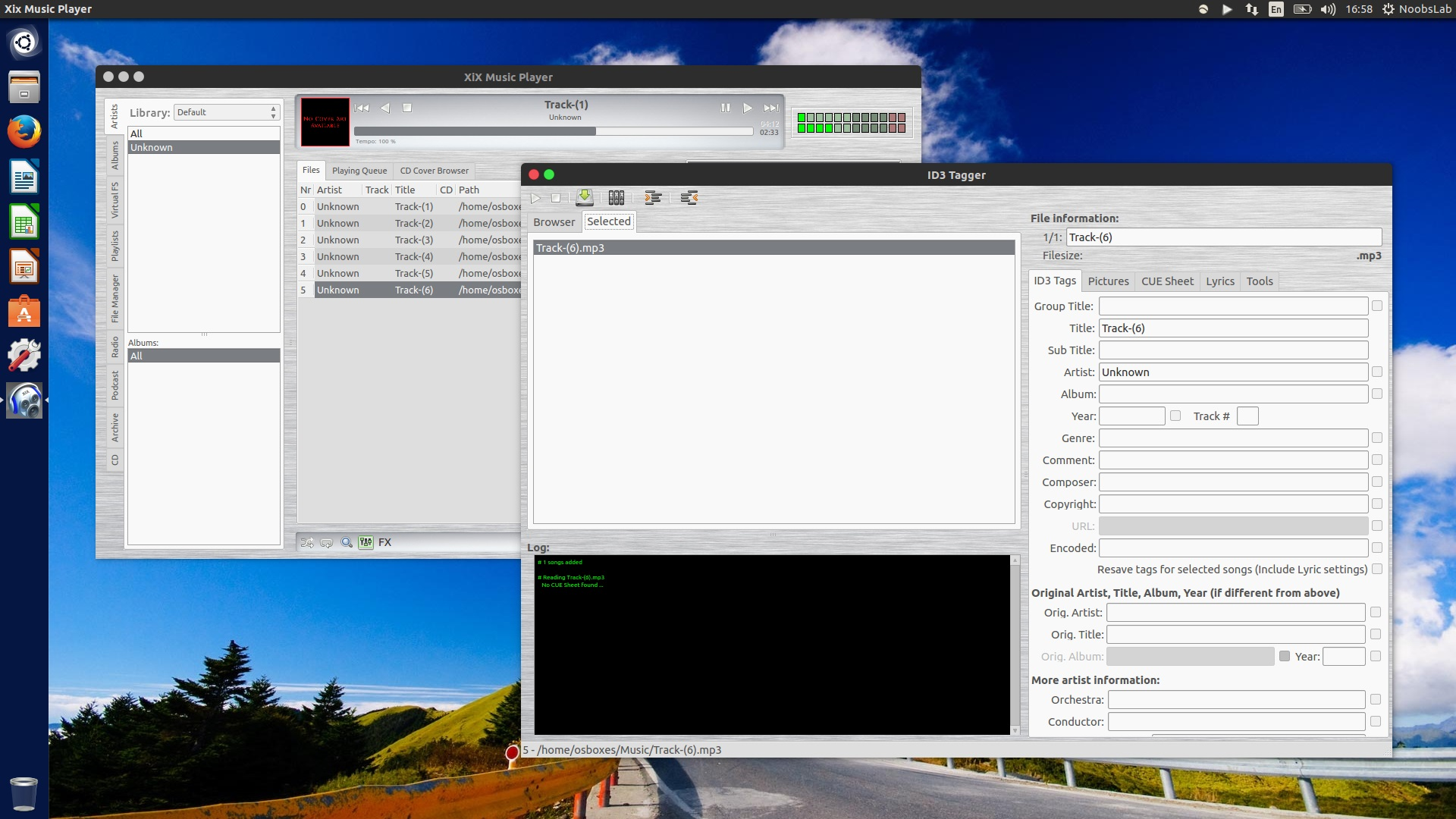 XiX Media Player Qt & Gtk Versions Updated, Install in
