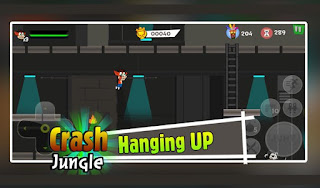 Crash Jungle World Games Apk - Free Download Android App