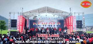 Lirik Lagu Luka Lama - Gerry Mahesa Ft Ghea Monderella