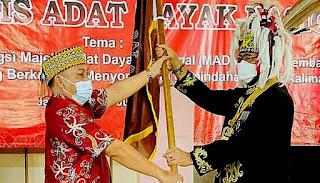Sejumlah Ormas Dayak di Landak Kutuk Keras Oknum Pembuat Kisruh pada Munas MADN V di Jakarta