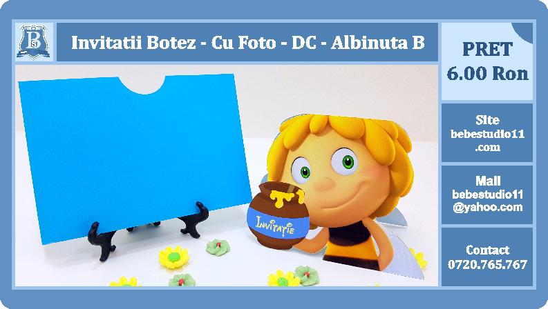Bebestudio11com Invitatii Nunta Si Botez Invitatii Botez