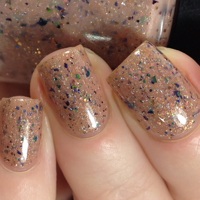 Cameo Colours Lacquers-Dank River Valley