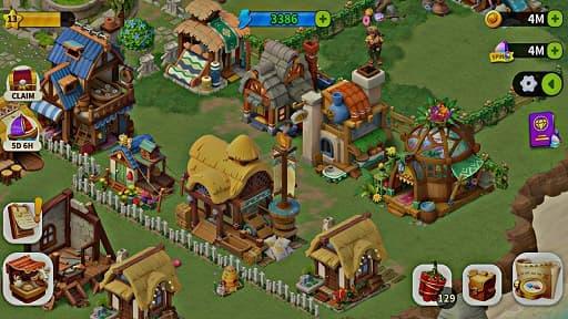 لعبة Family Farm Adventure مهكرة