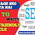 What Can You Do To Save Your ON PAGE SEO From Destruction By Social Media?