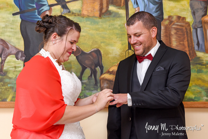 photographe mariage Chaillé les marais, Marans, Maillezais