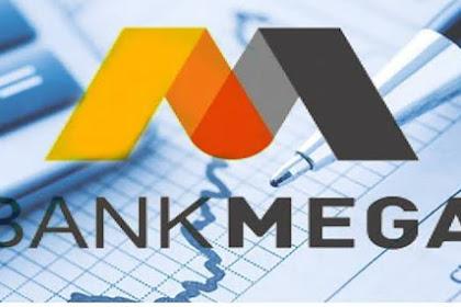 Informasi Penerimaan Calon Karyawan PT. Bank Mega Tingkat D3/S1 Terbuka 2 Posisi Jabatan Hingga 10 Januari 2020