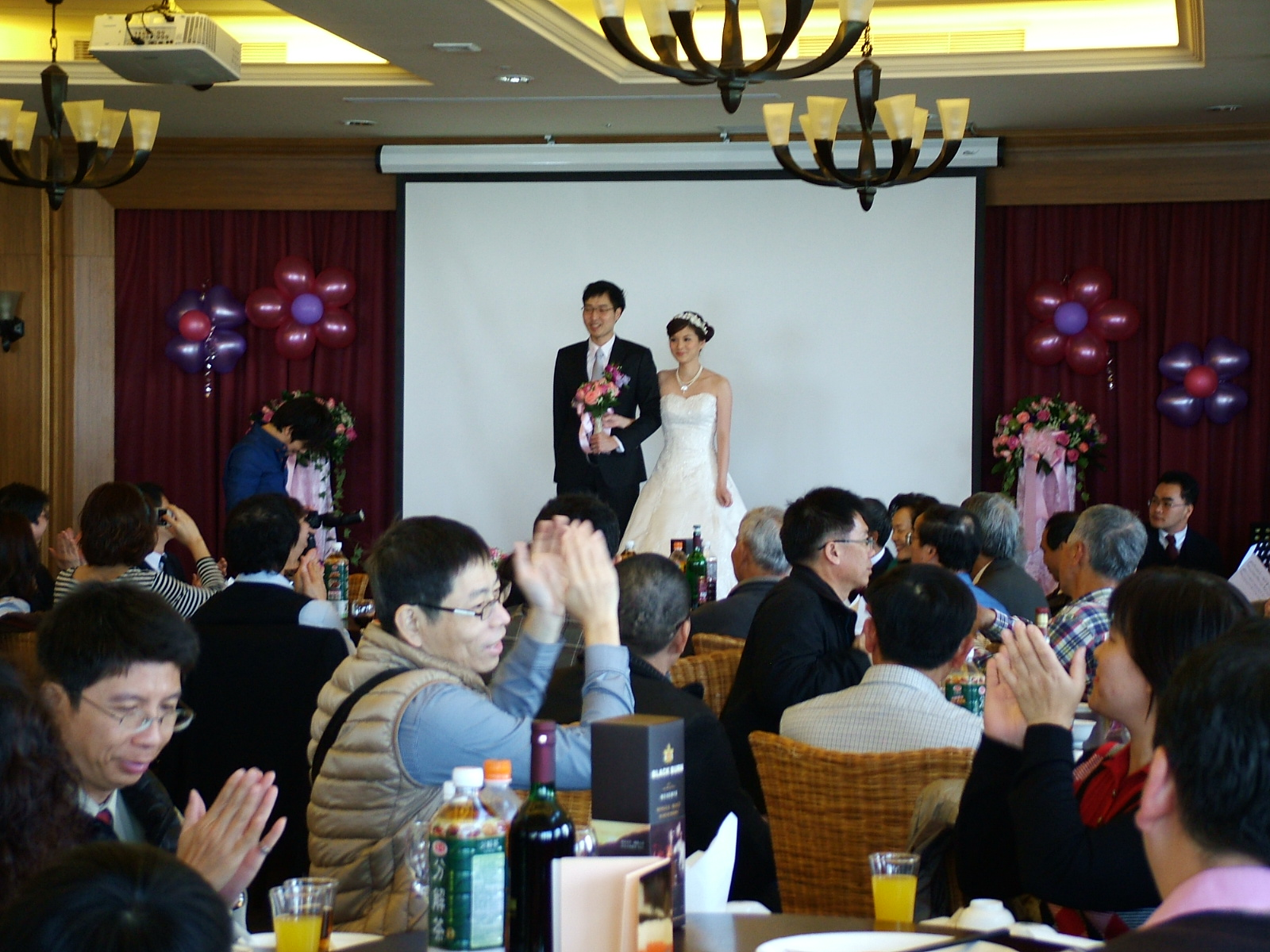 Stile di appuntamenti taiwanesi