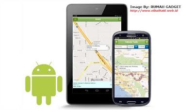 Aplikasi GPS Android