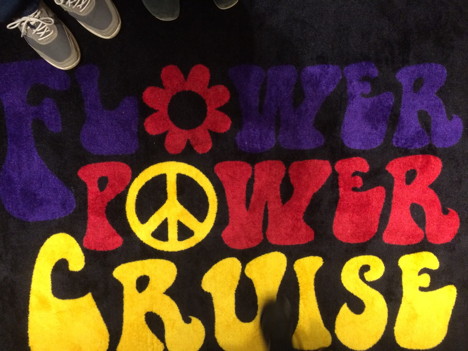 Flower Power Cruise sails into the '60s with music, peace ...
