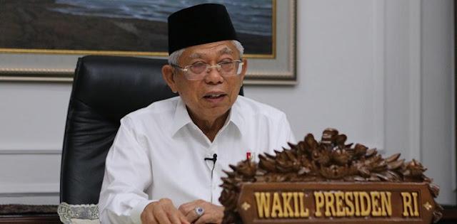 Setahun Jokowi-Maruf, Peran Wapres Antara Ada Dan Tiada