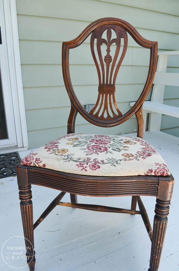 Yard Sale Chair