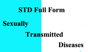 STD Full Form, what's the complete sort of STD ?