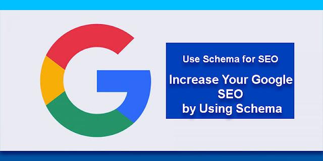 Schema Structured Data For SEO