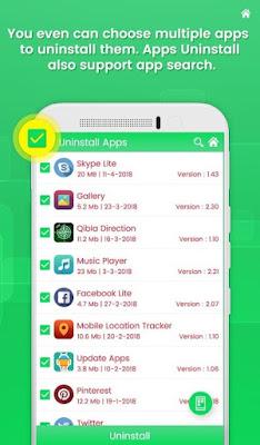 تحميل Easy Uninstaller – Remove Apps