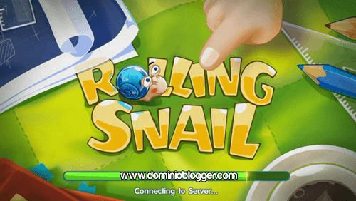 Juego Rolling Snail para Android