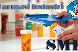 SMK Jurusan Farmasi Industri