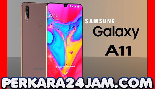 Deretan Fitur Unggulan Samsung Galaxy A11