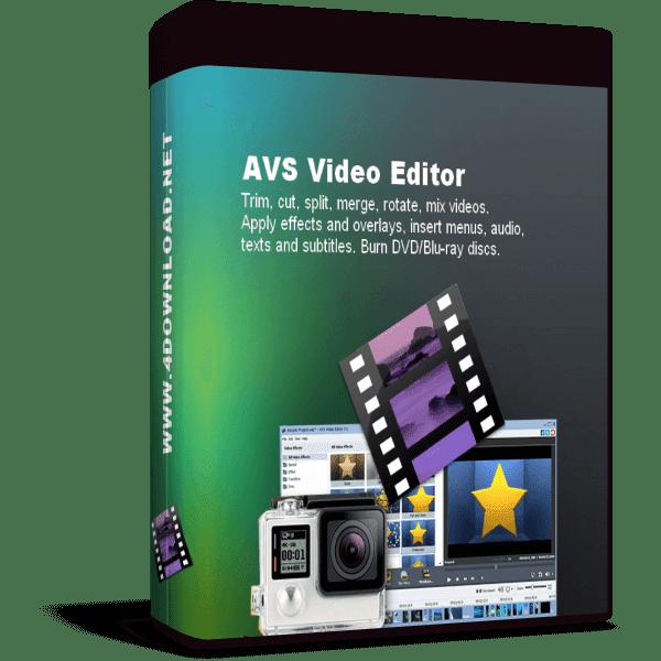 Download AVS Video Editor Full version