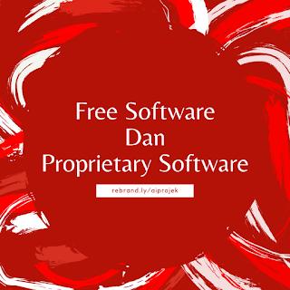 cover Free Software Dan Proprietary Software