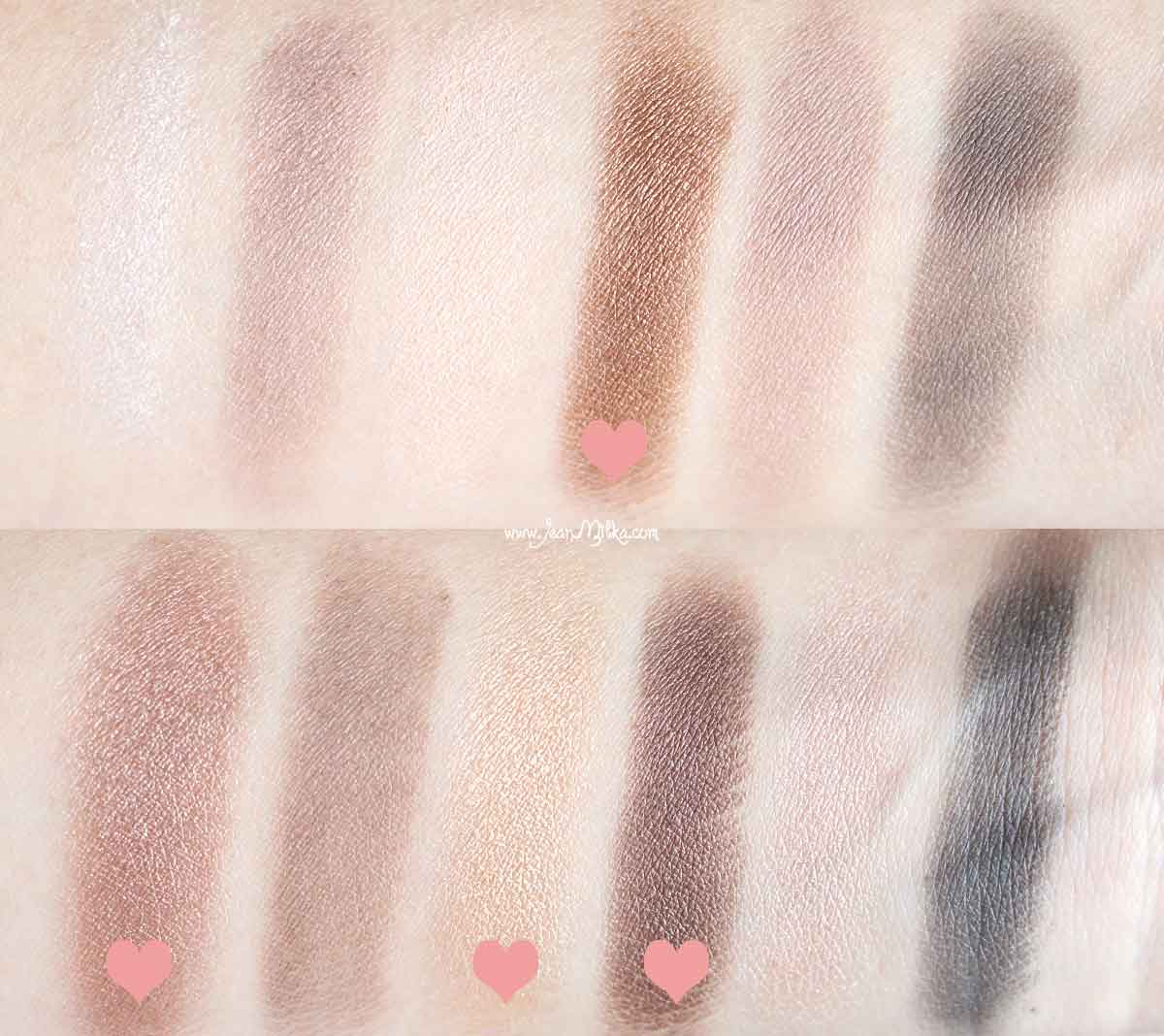 maybelline, the nudes, palette, eyeshadow, review, swatch, drugstore, maybelline the nudes, eyeshadow palette, beauty, makeup, swatch