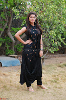 Actress Yamini Bhaskar in a Tight Black Sleeveless Dress ~  Exclusive 53.JPG