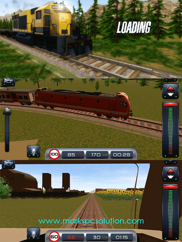 Train Driver Simulator Screenshots