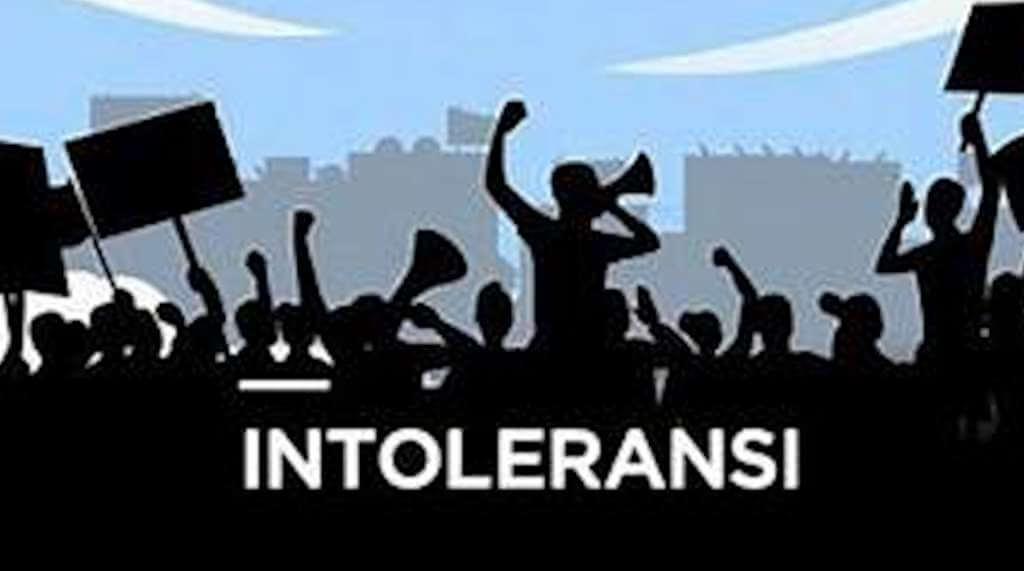 "Intoleransi ""Menjepit"" Seruan HAM"