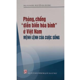 """Phòng, Chống """"Diễn Biến Hòa Bình"""" Ở Việt Nam - Mệnh Lệnh Của Cuộc Sống ebook PDF-EPUB-AWZ3-PRC-MOBI"""