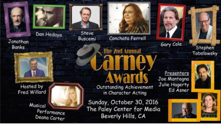 2nd Annual Carney Awards - Interviews