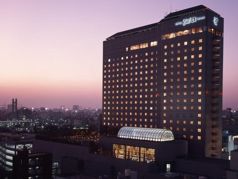 Okura Hotel East 21 Tokyo Japan
