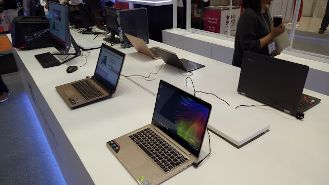 Lenovo #CITIZENSOFTMRW Pop-up store | Benteuno.com
